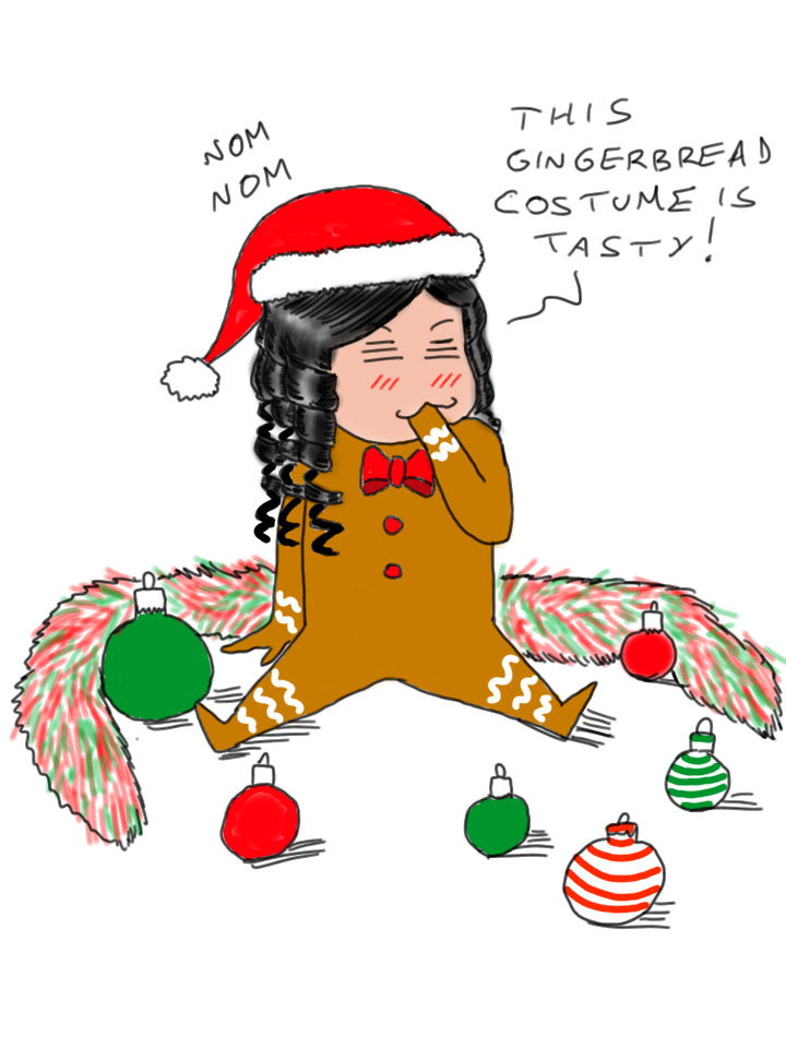 Merry Gingerbread Christmas!